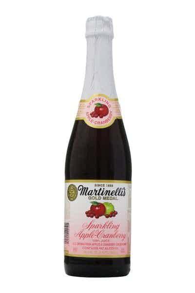 Martinelli's Sparkling Apple Cranberry