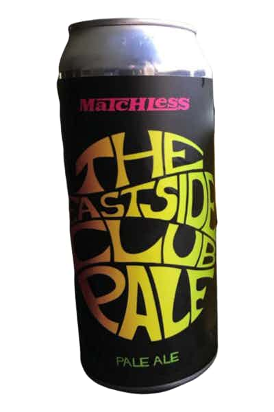 Matchless Eastside Club Pale Ale