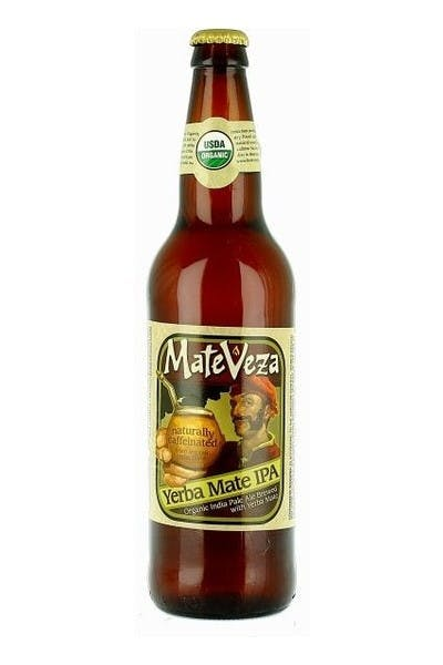 MateVeza Yerba Mate IPA