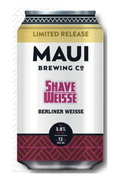 Maui Brewing Shave Weisse