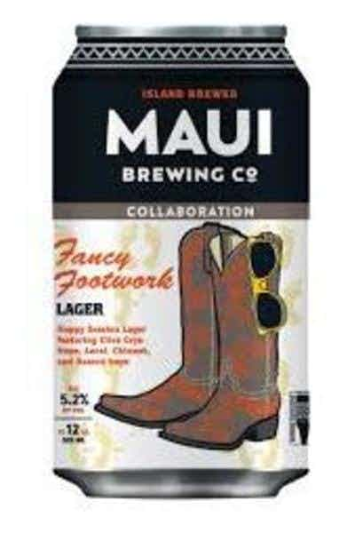 Maui Fancy Footwork Lager