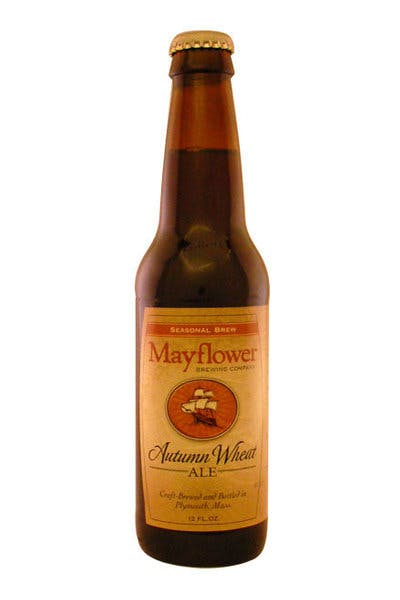 Mayflower Autumn Wheat Ale