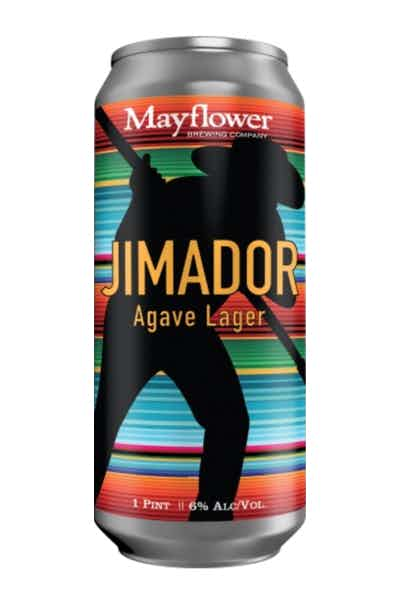 Mayflower Jimador Agave Lager