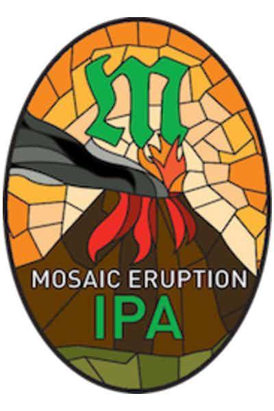 Mazama Mosaic Eruption IPA