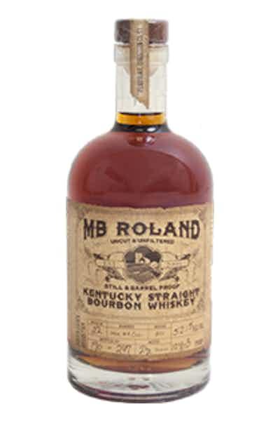 MB Roland Kentucky Bourbon Whiskey