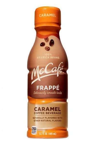 McDonald's McCafe Frappe Caramel