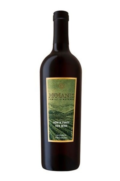 Mcmanis North Forty Red Wine