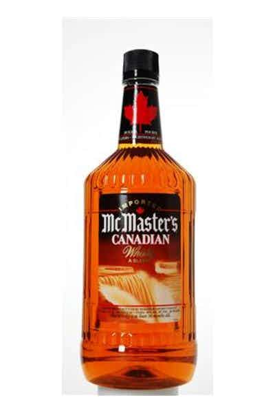Mcmasters Canadian Whiskey