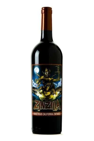 McNab Ridge Zinzilla Monster Zinfandel