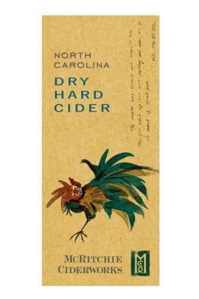 Mcritchie Hard Cider