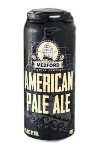 Medford Brewing American Pale Ale