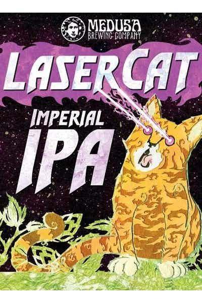 Medusa Laser Cat