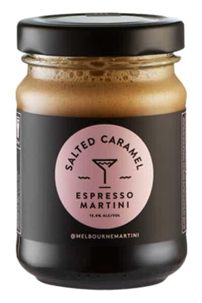 Melbourne Salted Caramel Espresso Martini