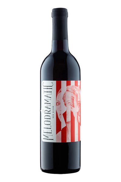 Melodramatic Darkness Red Blend