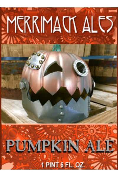 Merrimack Ales Pumpkin Ale