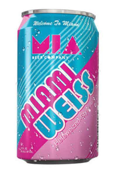 M.I.A Beer Company Miami Weiss