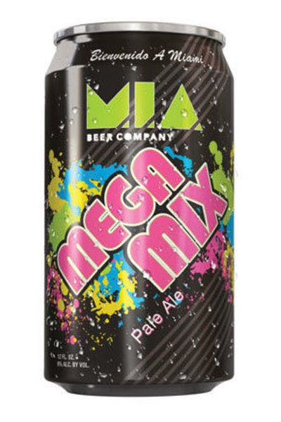 M.I.A. Mega Mix Pale Ale