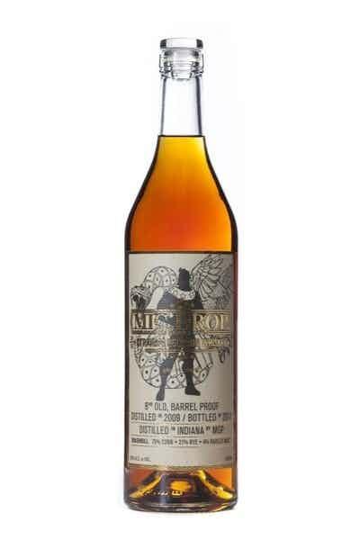 Mic.Drop. Straight Bourbon
