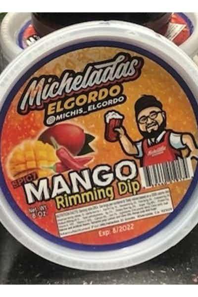 Micheladas El Gordo Spicy Mango Rimming Dip