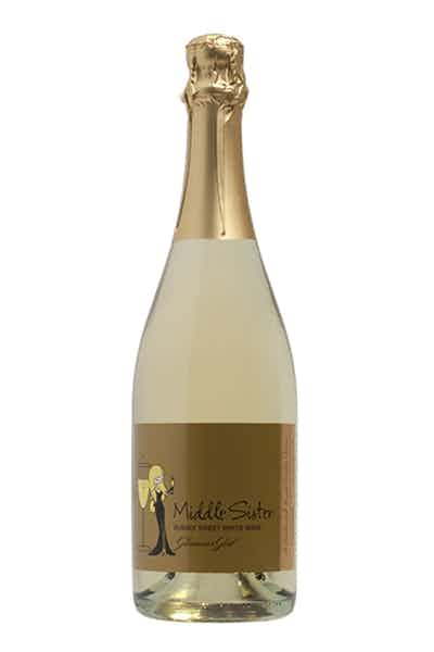 Middle Sister Glamour Girl Bubbly