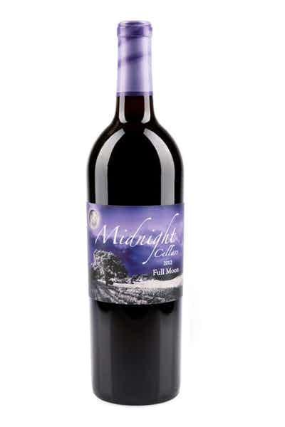 Midnight Full Moon Smooth Red Blend