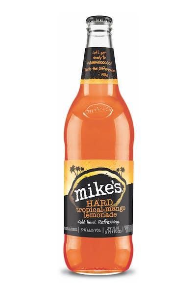 Mike's Hard Tropical Mango Lemonade