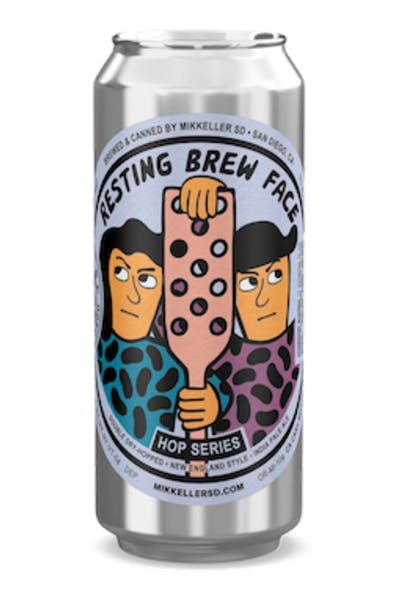 Mikkeller Resting Brew Face DDH IPA