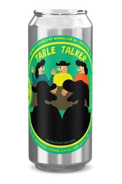 Mikkeller Table Talker