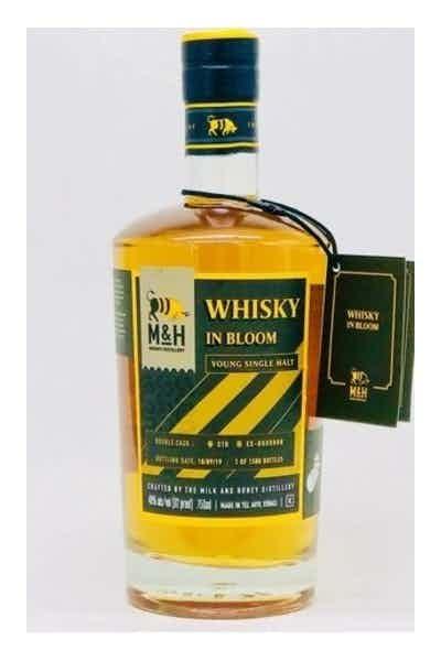 """Milk And Honey """"Whisky In Bloom"""" Single Malt Whisky"""