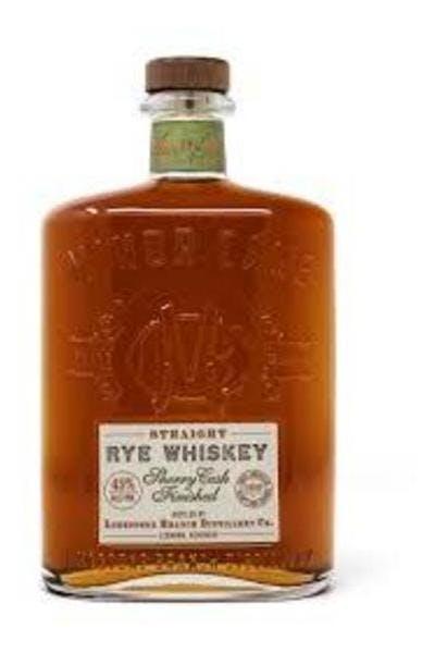 Minor Case Rye Sherry Cask