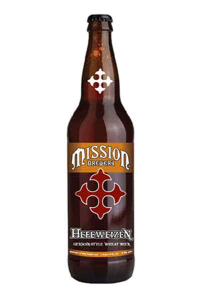 Mission Brewery Hefeweizen