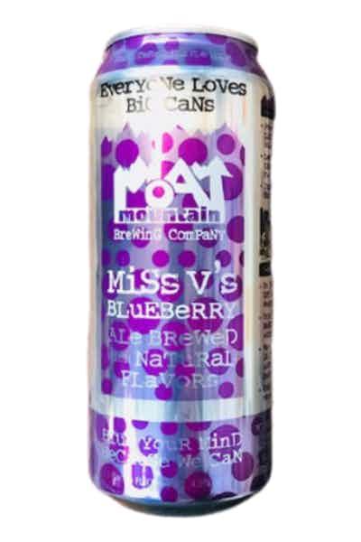 Moat Mountain Miss V Blueberry Beer