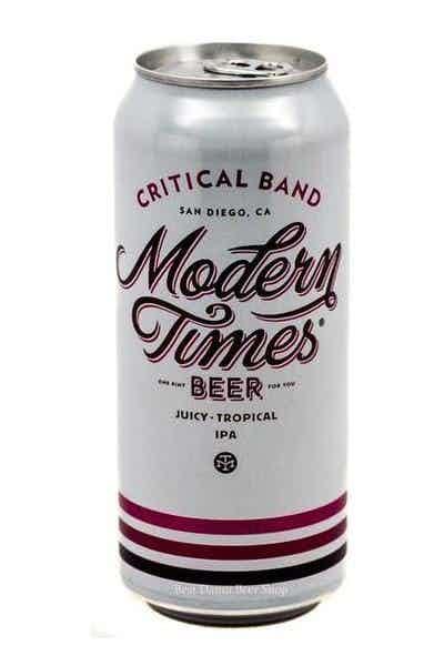Modern Times Critical Band IPA