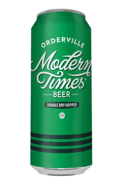 Modern Times Double Dry-Hopped Orderville