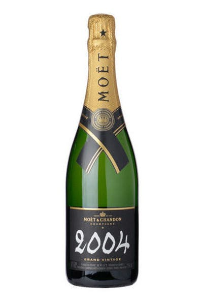 Moet & Chandon Grand Vintage Champagne 2004