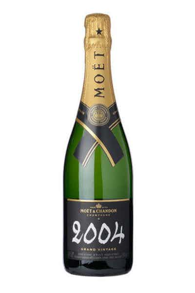Moet & Chandon Grand Vintage Champagne 2004