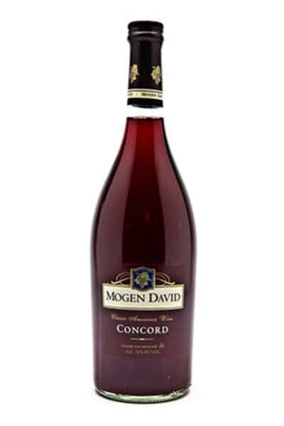 Mogen David Concord Grape