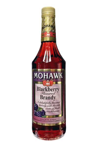 Mohawk Blackberry-Flavored Brandy