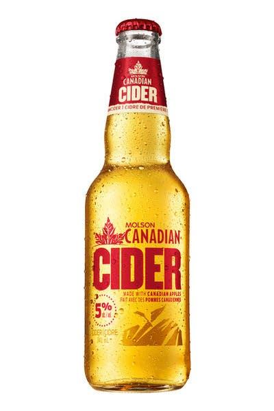 Molson Canadian Cider