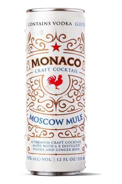 Monaco Cocktails Moscow Mule
