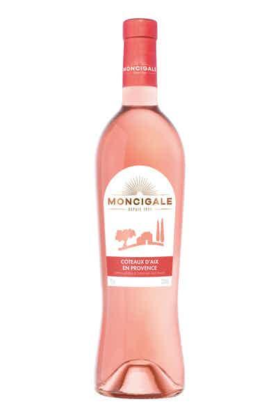 Moncigale Coteaux d'Aix en Provence Rosé