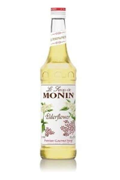 Monin Elderflower