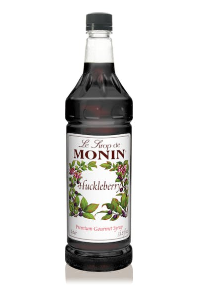 Monin Huckleberry Syrup
