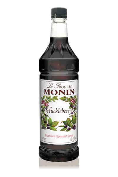 Monin Huckleberry Syrup