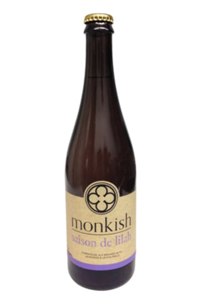 Monkish Saison De Lilah