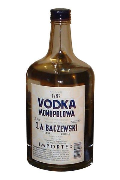 Monopolowa Gin 1782