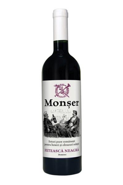 Monser Feteasca Neagra