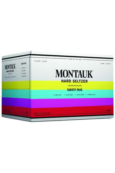 Montauk Hard Seltzer Variety Pack