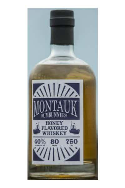 Montauk Rumrunners Honey Whiskey
