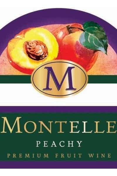 Montelle Peachy Wine